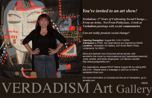 Verdadism art gallery